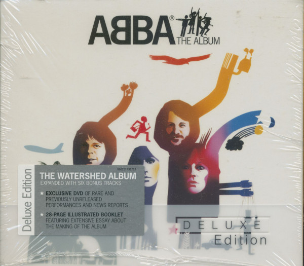The Album - Deluxe Edition (CD&DVD)