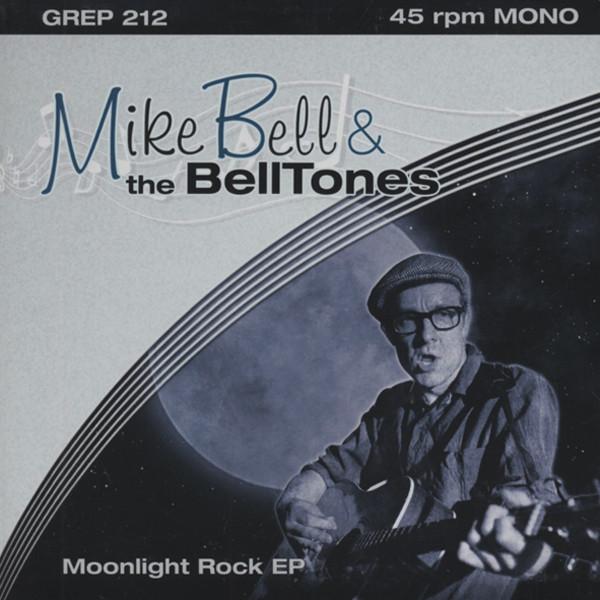 Moonlight Rock 7inch, 45rpm, EP, PS, SC