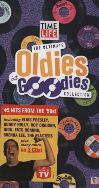 Oldies But Goodies Collection (3-CD)