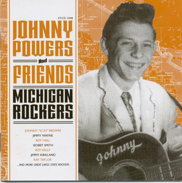 Johnny Powers & Friends: Michigan Rockers