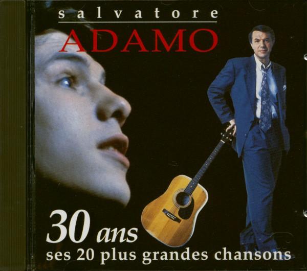 30 Ans Ses 20 Plus Grandes Chansons (CD)