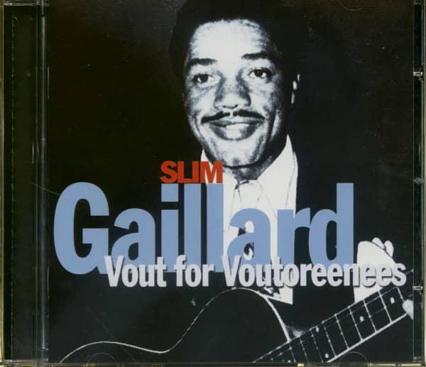 Voute For Voutoreenees (CD)