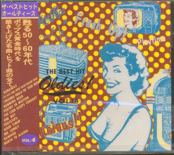 The Best Hit Oldies, Vol.4 (CD, Japan)