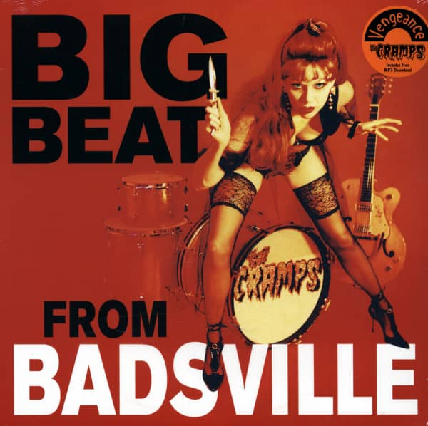 Big Beat From Badsville (inklusive MP3 Download)