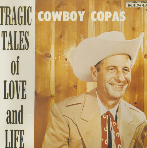 Tragic Tales Of Love And Life (LP)