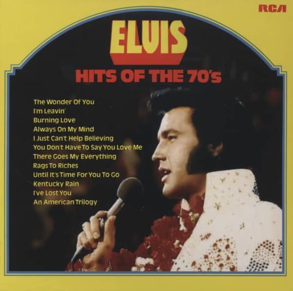 Hits Of The 70's (2-CD)