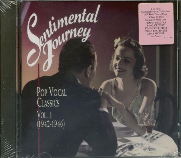 Sentimental Journey, Vol.1 - Pop Vocal Classics 1942-1946 (CD)
