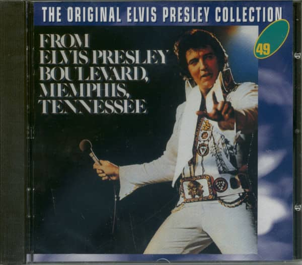 From Elvis Presley Boulevard, Memphis, Tennessee - The Original Collection #49 (CD)