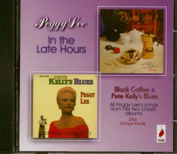 In The Late Hours (CD)