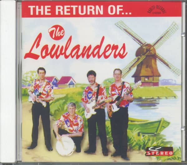 The Return Of The Lowlanders (CD)