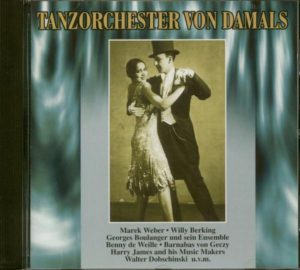 Tanzorchester Von Damals (CD)