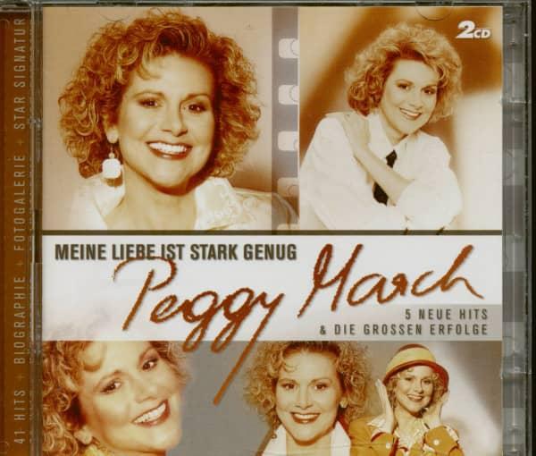 Meine Liebe ist stark genug (2-CD)