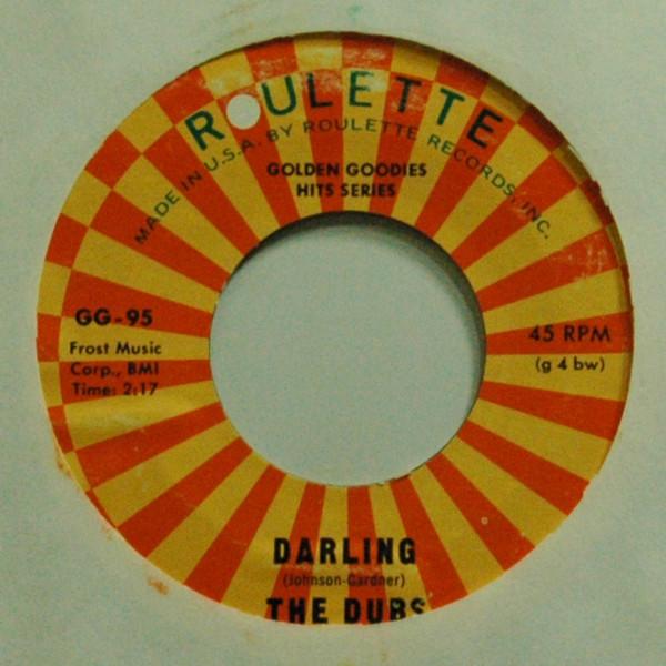 Darling b-w Beside My Love 7inch, 45rpm