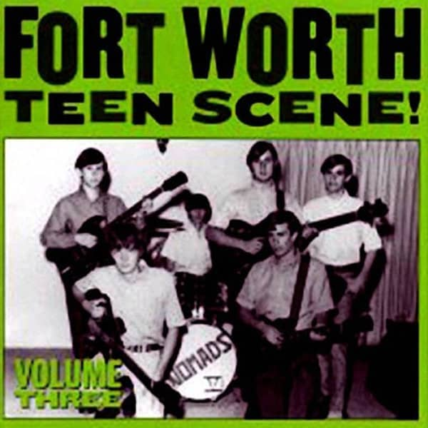 Fort Worth Teen Scene, Vol.3 (LP)
