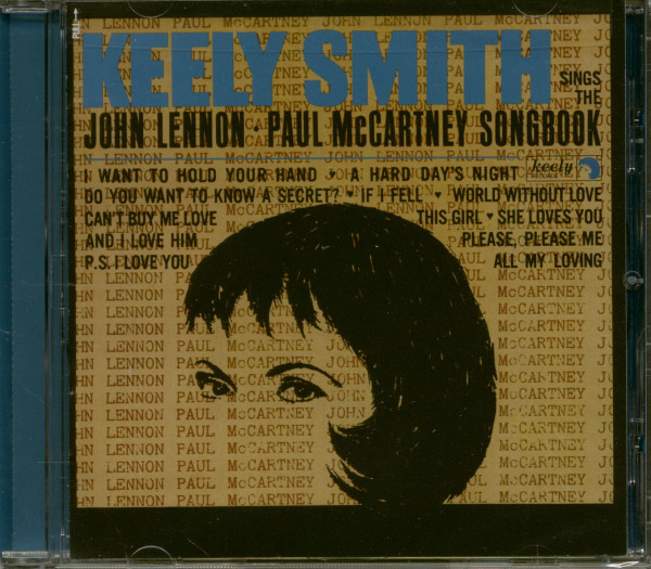 Keely Smith Sings The John Lennon - Paul McCartney Songbook (CD)