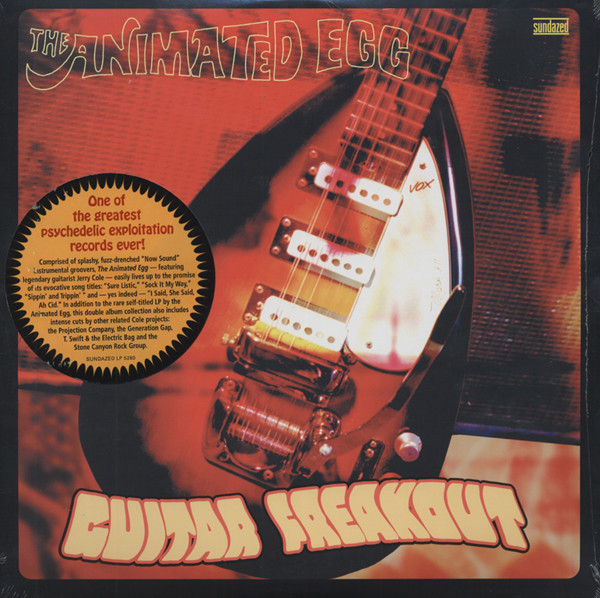 Guitar Freakout 2-LP