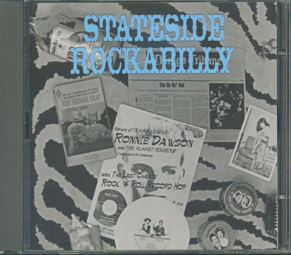 Stateside Rockabilly (CD)