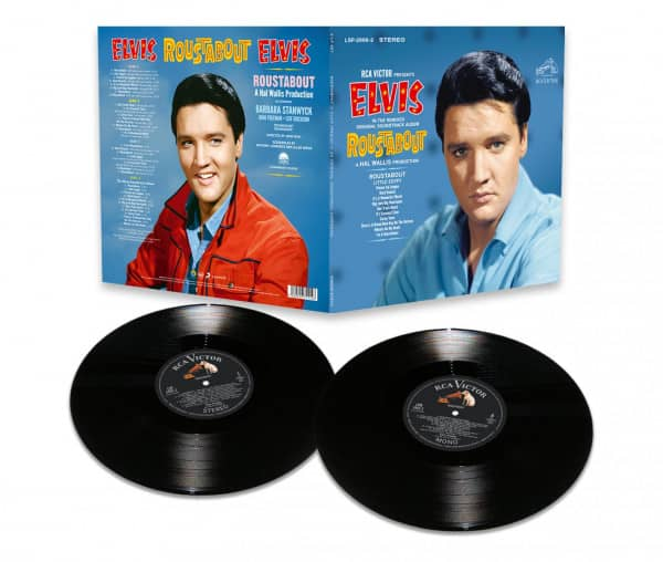 Roustabout (2-LP, Limited Edition)
