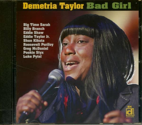 Bad Girl (CD)