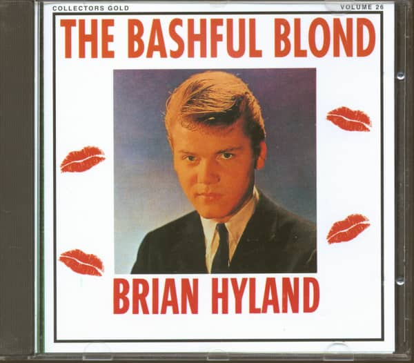 The Bashful Blond (CD)