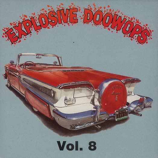 Vol.08, Explosive Doo Wop