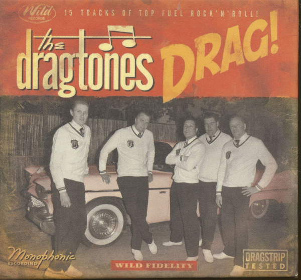 Drag (CD)