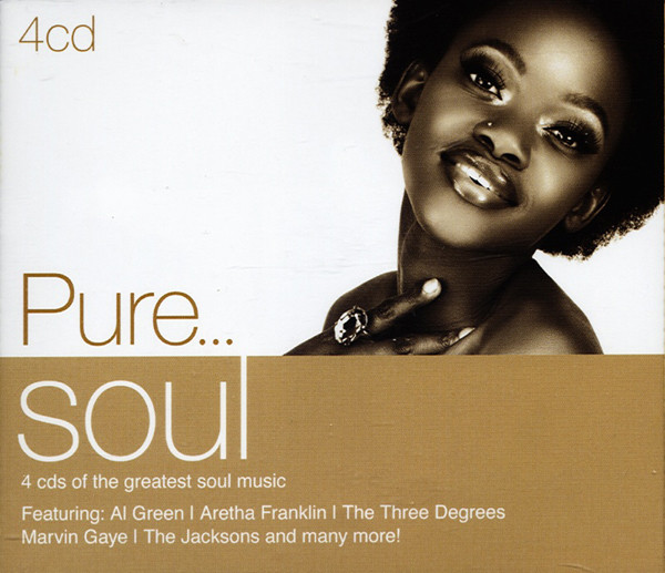 Pure Soul (4-CD)