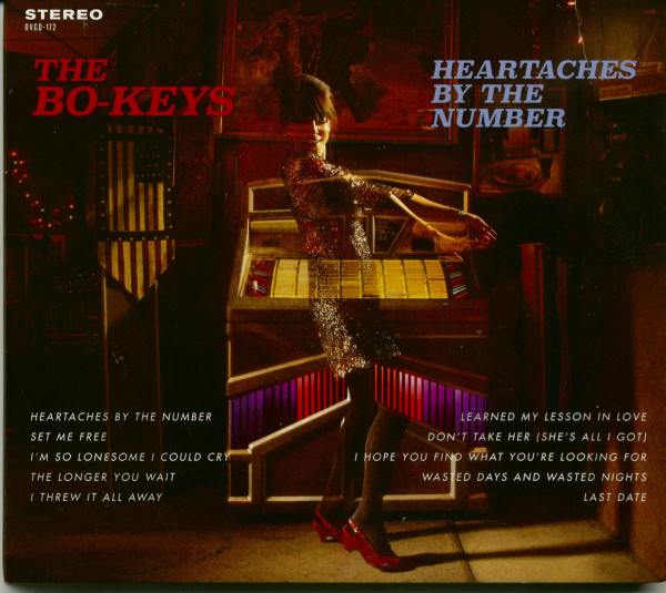 Heartaches By the Number (CD)