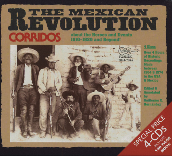 The Mexican Revolution (4-CD)