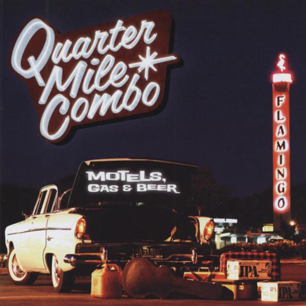 Motels, Gas & Beer (CD)