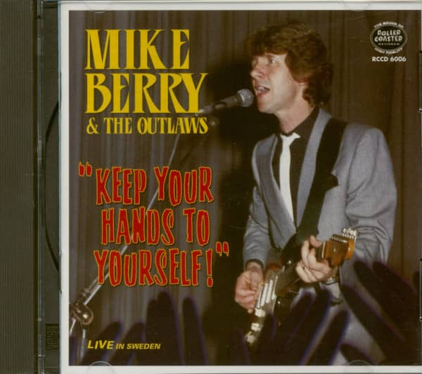 Keep Your Hands To Yourself (CD)
