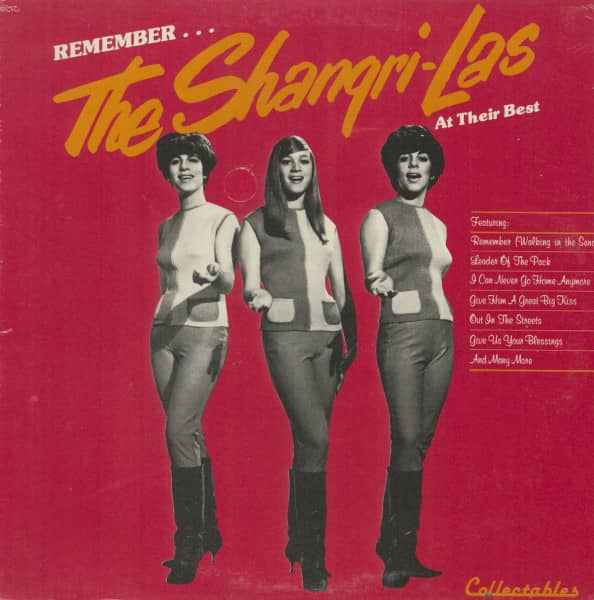 Remember... The Shangri-Las - At Their Best (LP)