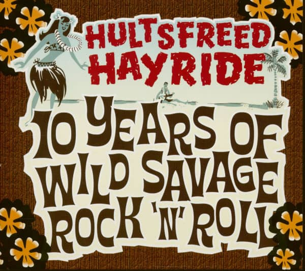 Hultsfreed Hayride - Rockabilly Weekender (CD)