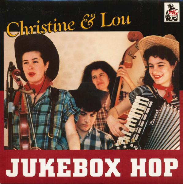 Jukebox Hop (7inch, EP, 45rpm, PS, SC)