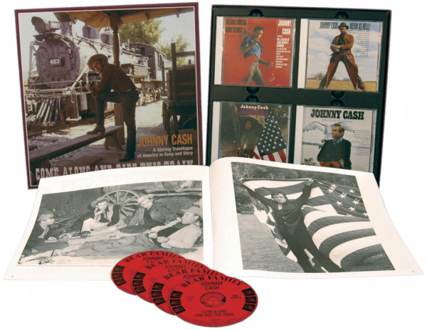Come Along And Ride This Train (4-CD Deluxe Box Set)