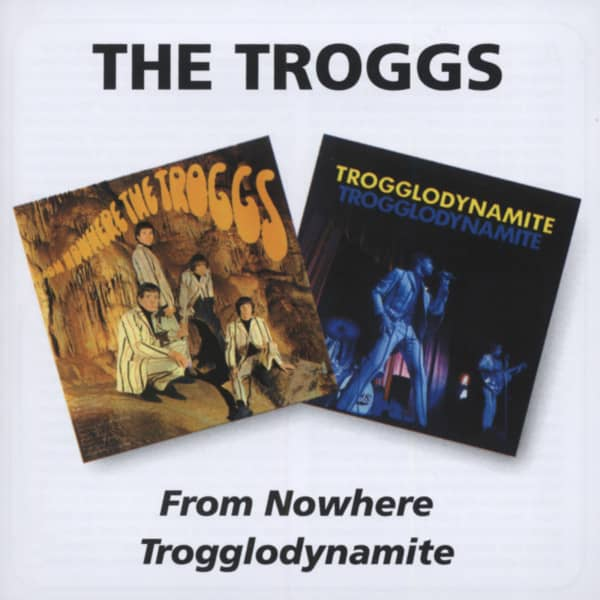 From Nowhere - Trogglodynamite