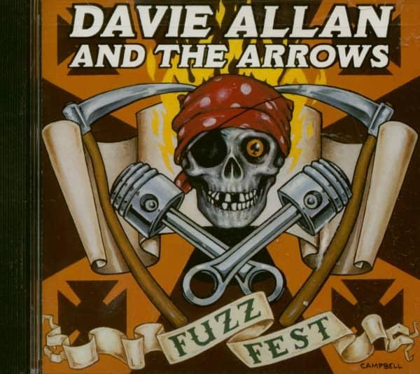 Fuzz Fest (CD)