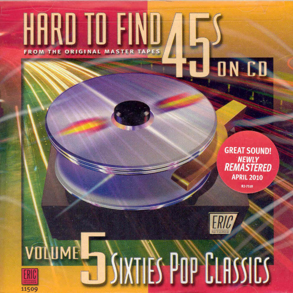 Vol.5, Hard To Find 45's On CD