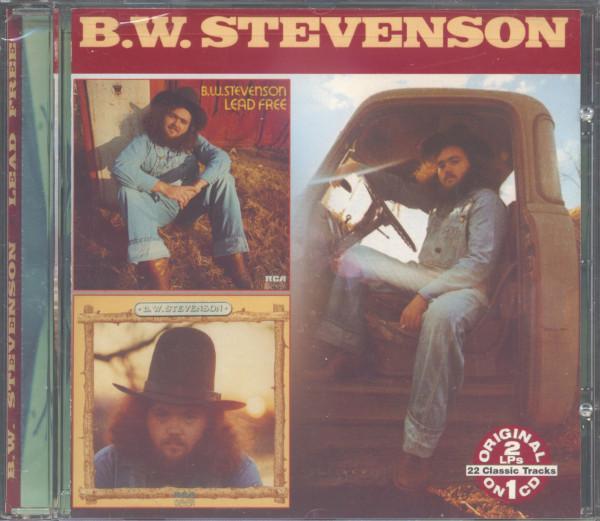 Lead Free - B.W. Stevenson (CD)