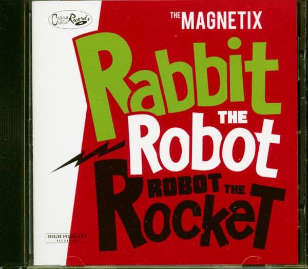 Rabbitt The Robot - Robot The Rocket (CD)