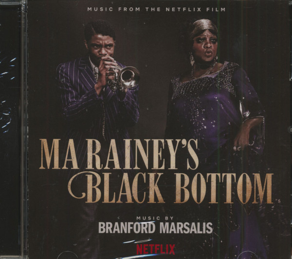 Ma Rainey's Black Bottom - Music From The Netflix Film (CD)