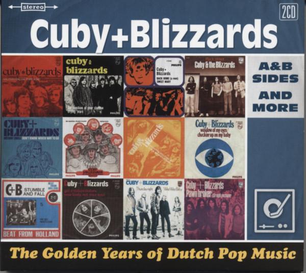 Golden Years Of Dutch Pop Music (2-CD)