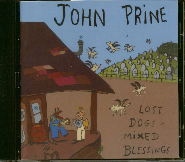 Lost Dogs And Mixed Blessings (CD)