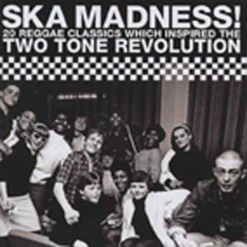 Ska Madness - 20 Reggae Classics