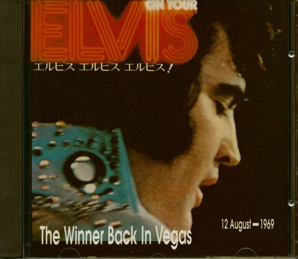 The Winner Back In Vegas (CD)