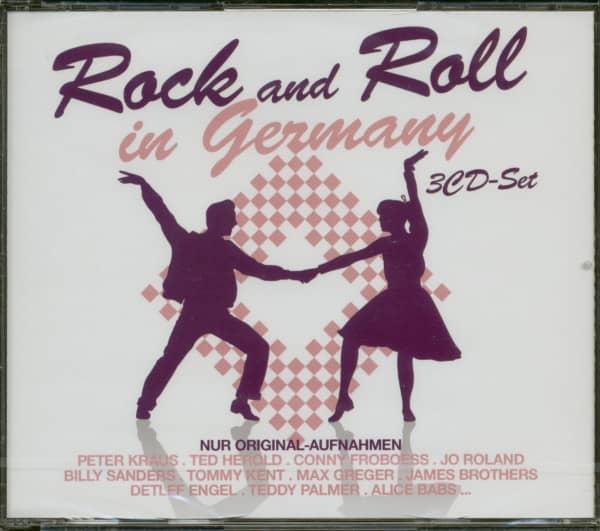 Rock And Roll In Germany (3-CD)