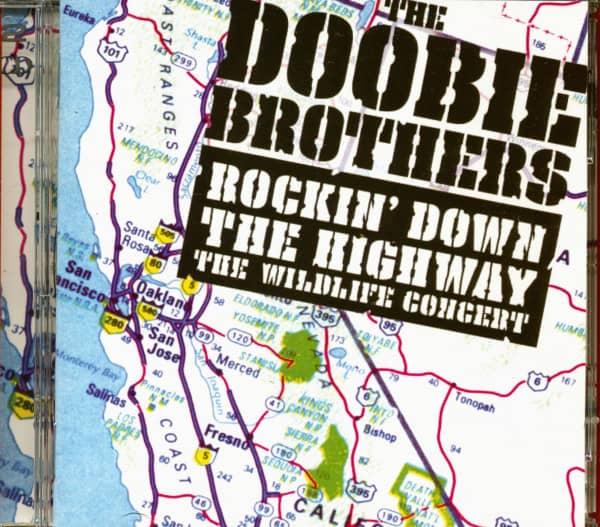 Rockin' Down the Highway - The Wildlife Concert (2-CD)