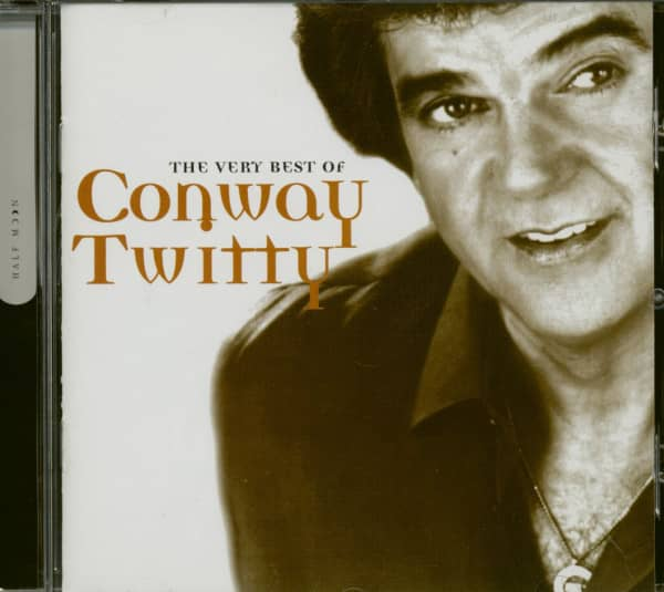 The Very Best Of Conway Twitty (CD)
