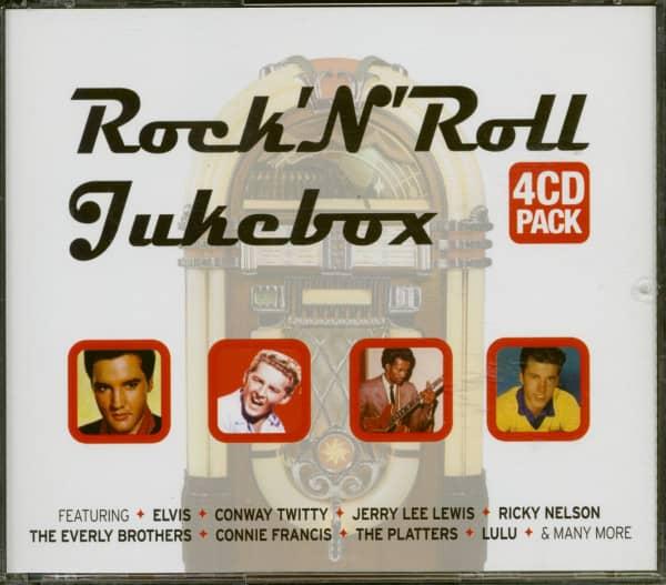 Rock 'N' Roll Jukebox (4-CD)