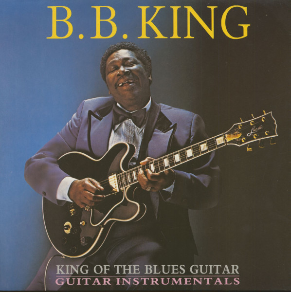 King Of The Blues Guitar (LP)
